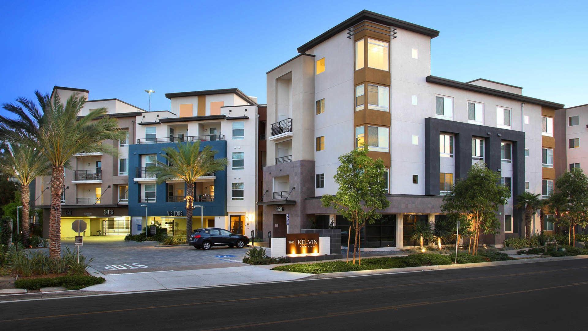 Apartments Near UC Irvine The Kelvin for University of California - Irvine Students in Irvine, CA