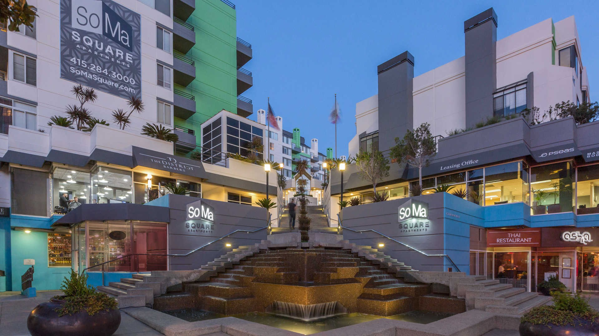 Apartments Near CCA SoMa Square for California Culinary Academy Students in San Francisco, CA