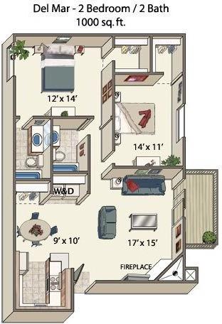 Torrey Pines Apartments