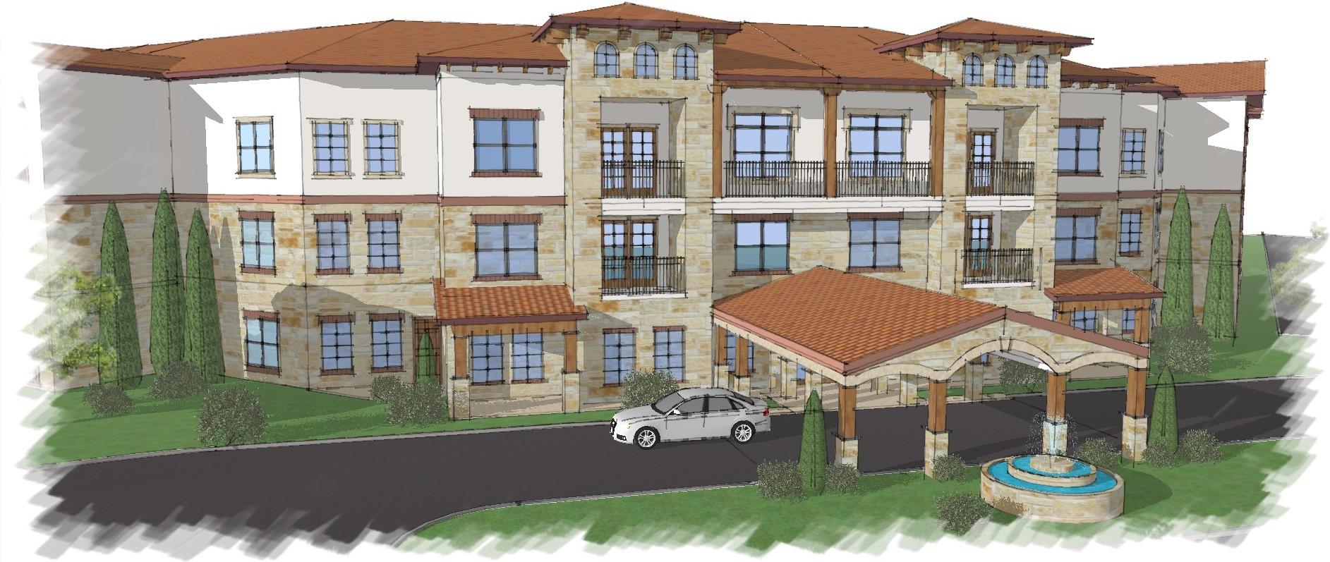 Apartments Near AC Palladium Van Alstyne Senior Living for University of Austin Students in Sherman, TX