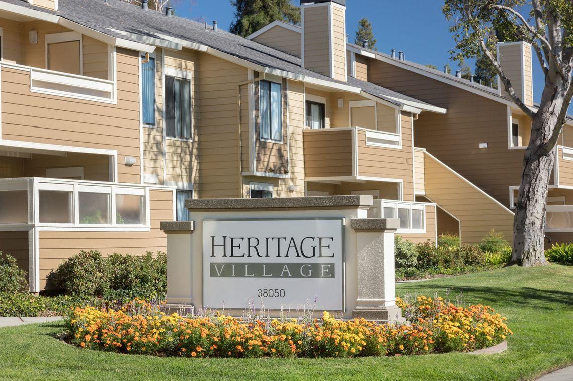 Heritage Village near BART Fremont Station