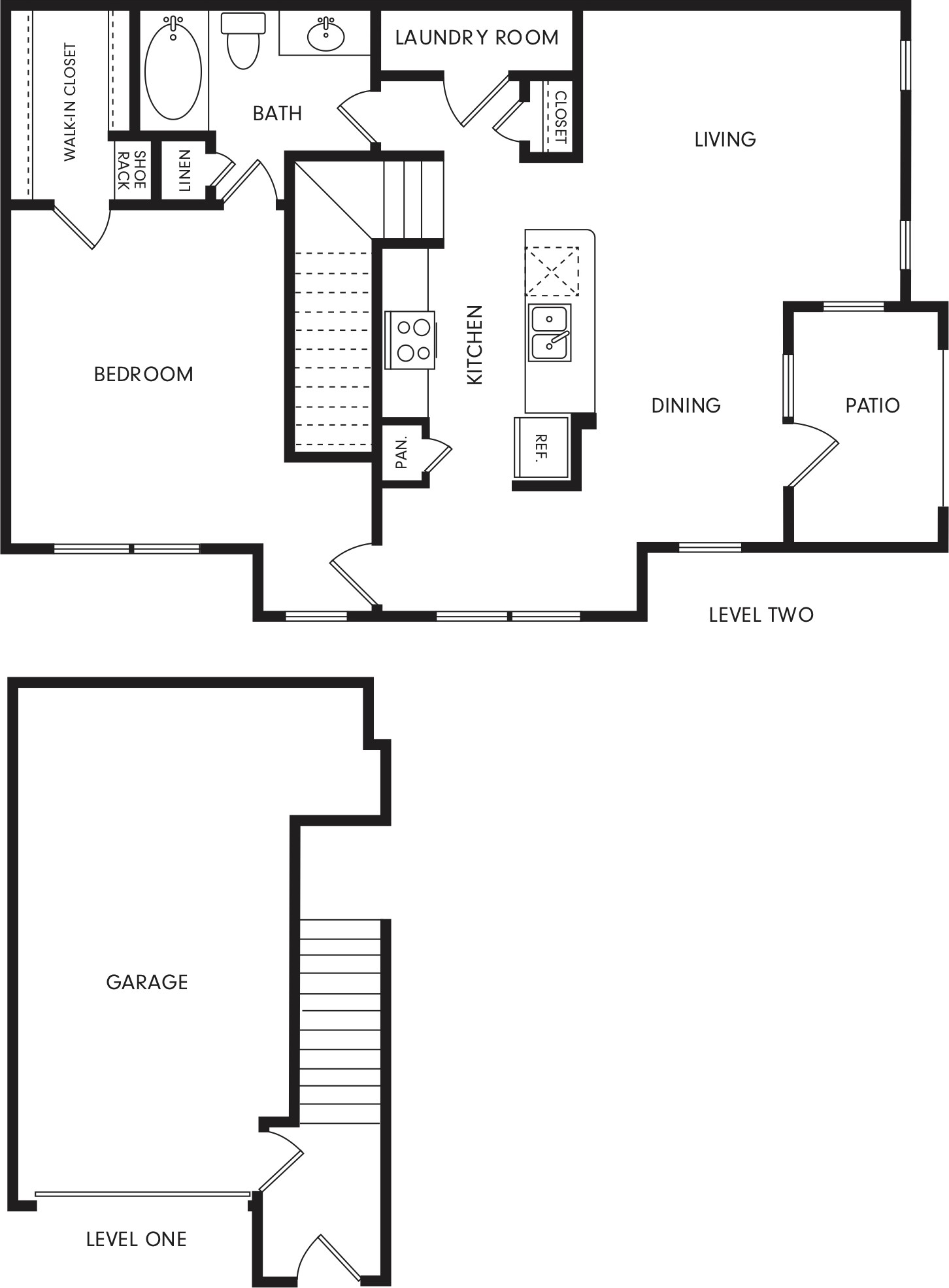 Pecos Flats Apartments