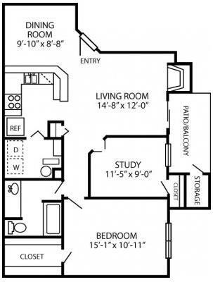 Canyon Chase Apartments
