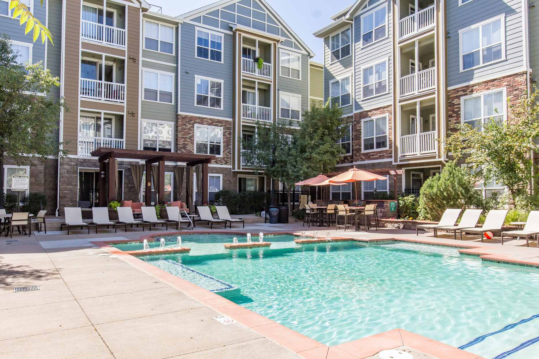 Colorado Pointe Apartments rental