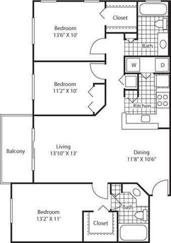 The Winston Apartments