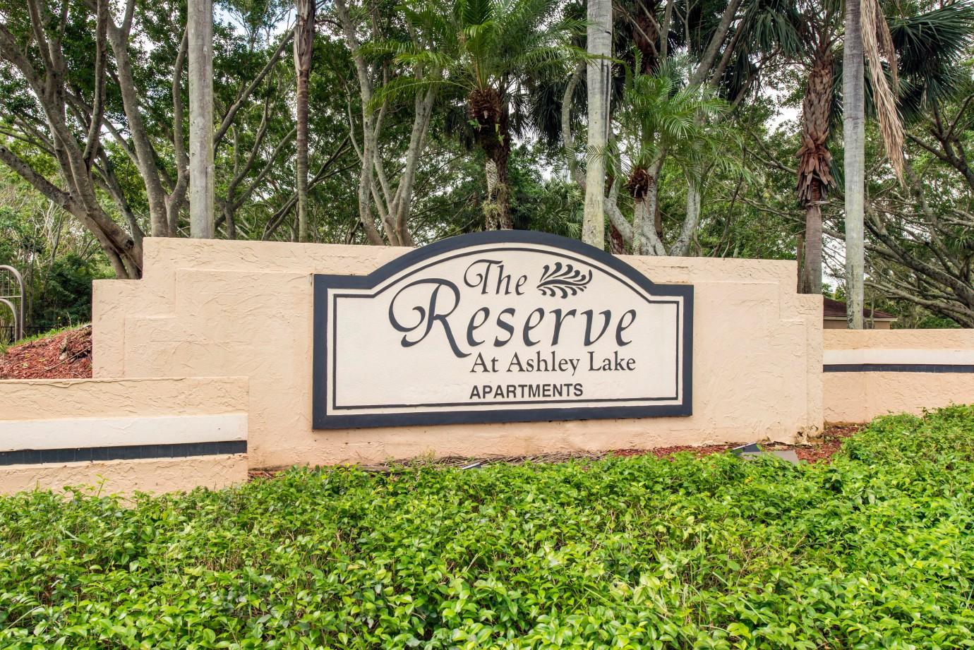 The Reserve at Ashley Lake Apartments