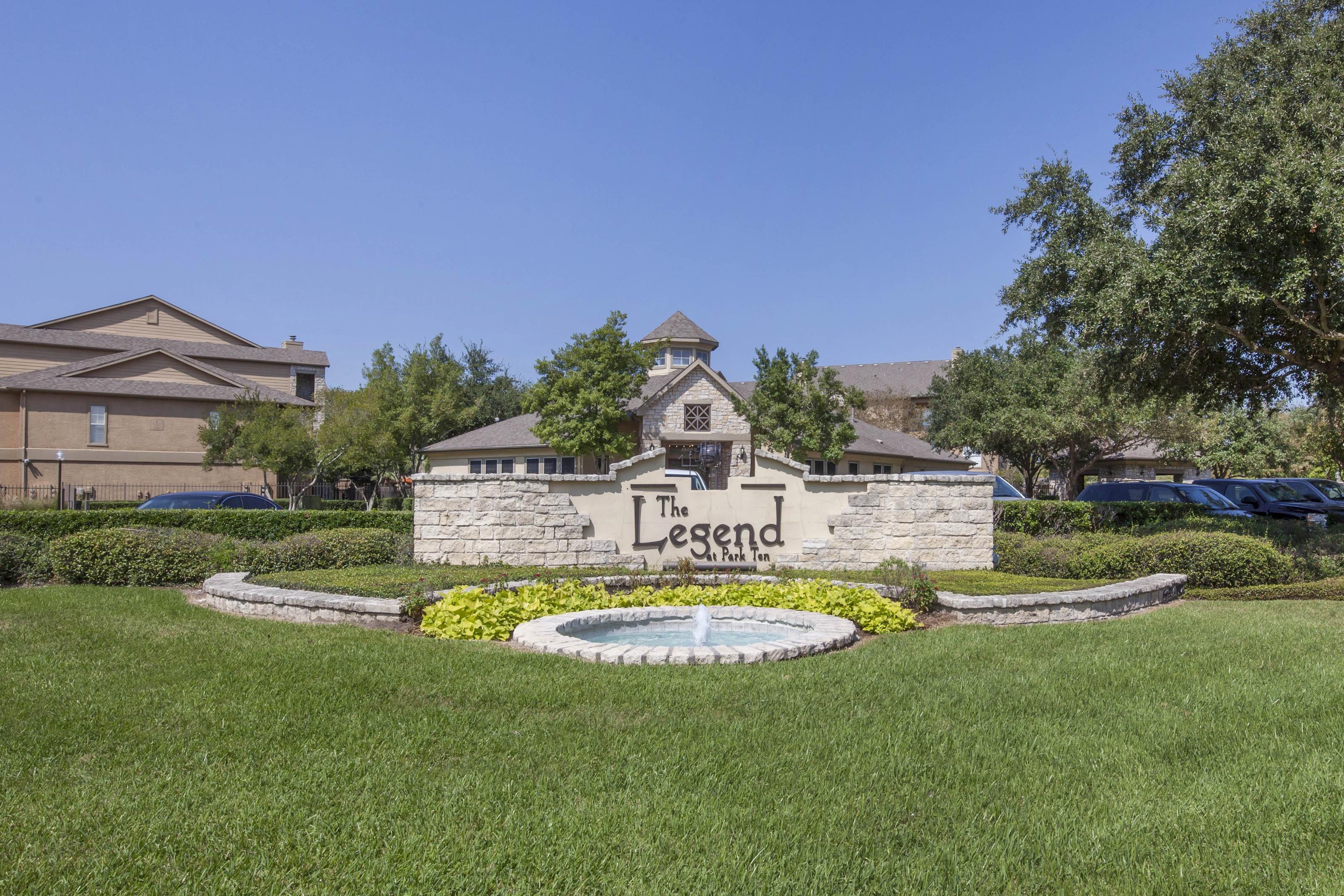 The Legend At Park Ten Apartments Houston See Reviews Pics Avail