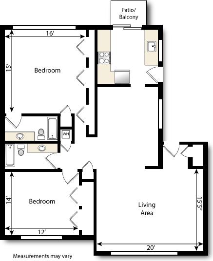 Chateau Apartments