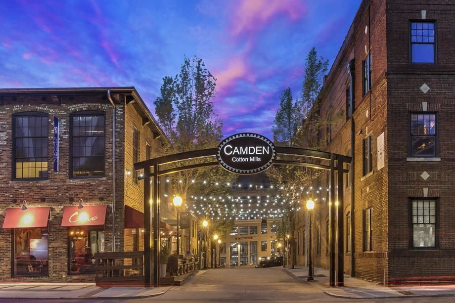 Camden Cotton Mills