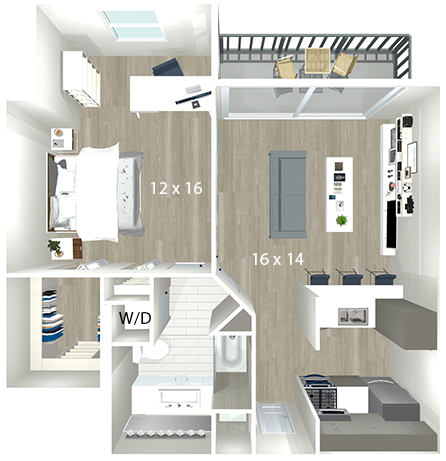 Bay Parc Apartments