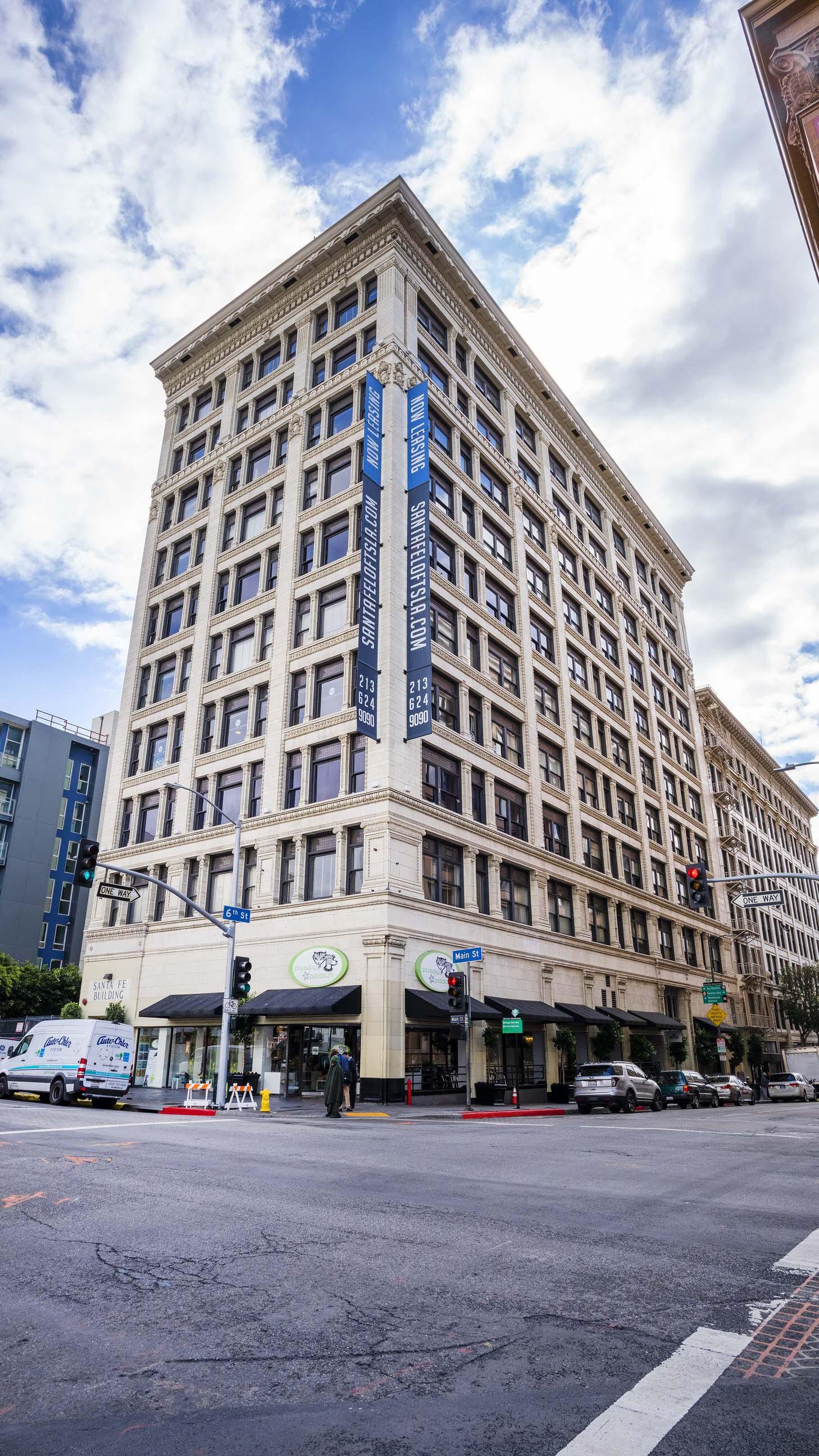 Santa Fe Lofts for rent