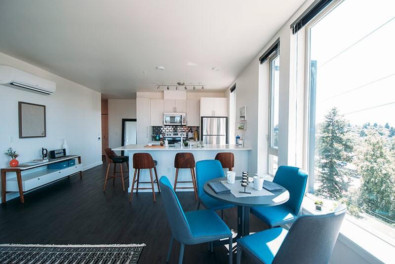 Eleanor Apartments Seattle photo
