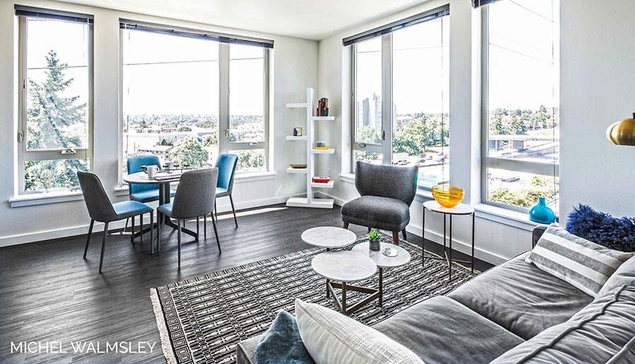 Eleanor Apartments Seattle