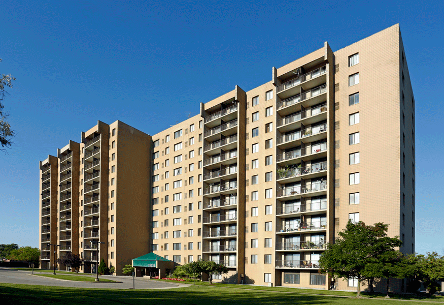 Apartments Near Lawrence Tech Highland Towers for Lawrence Technological University Students in Southfield, MI
