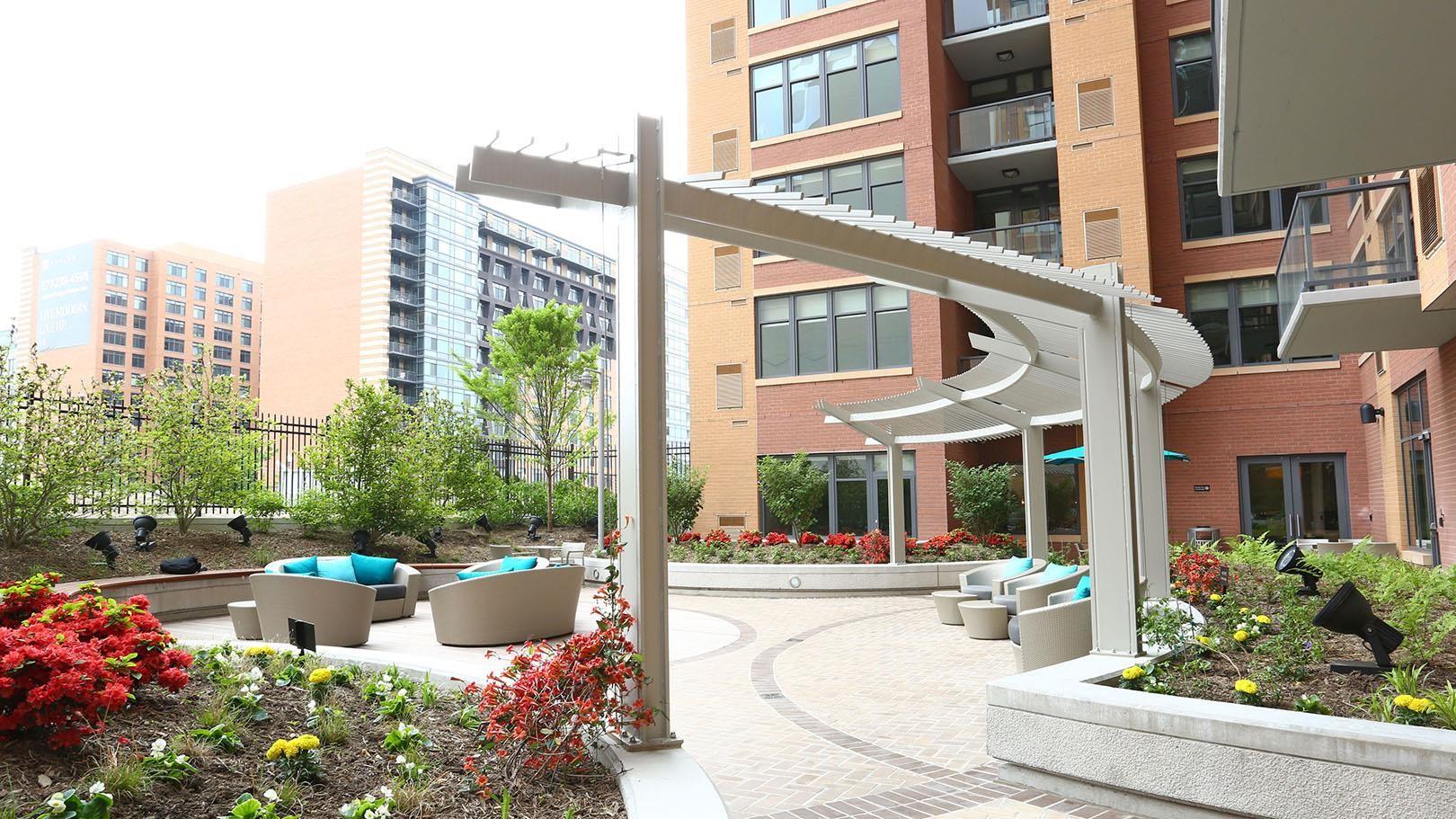 Camden noma apartments for rent 60 l st ne washington for Camden washington dc