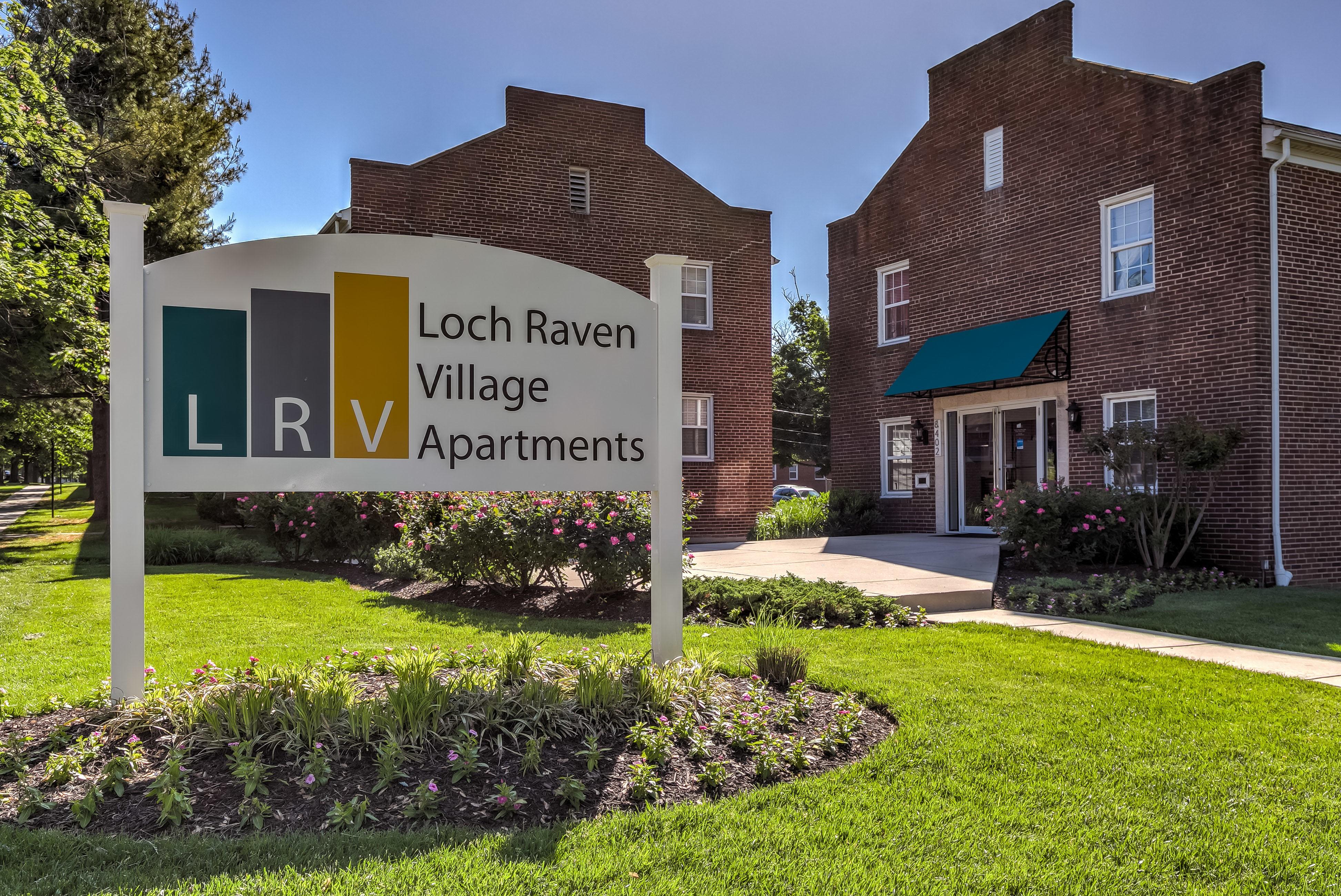 Apartments Near Goucher Loch Raven Village for Goucher College Students in Baltimore, MD