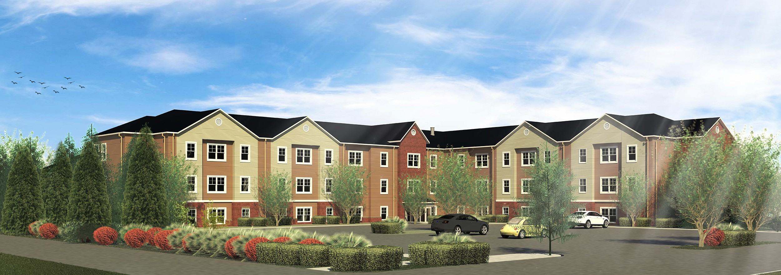 Apartments Near Sinclair Audubon Crossing for Sinclair Community College Students in Dayton, OH