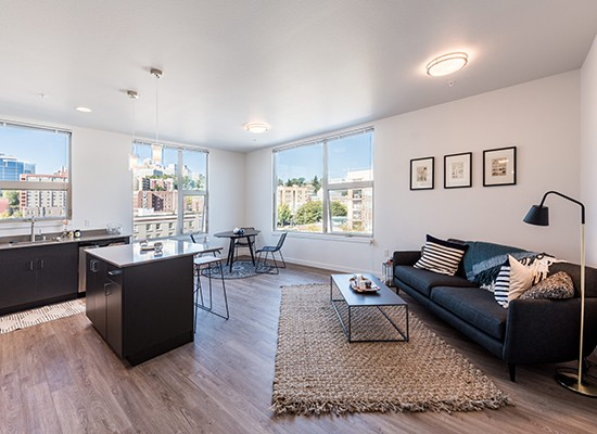 The Publix Seattle for rent