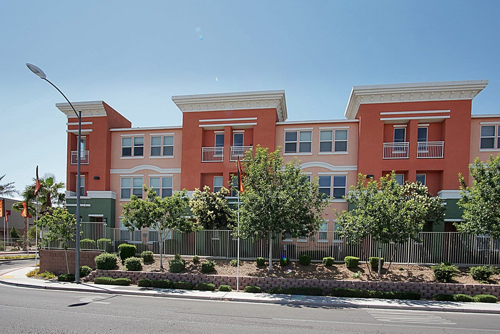 The Croix Townhomes