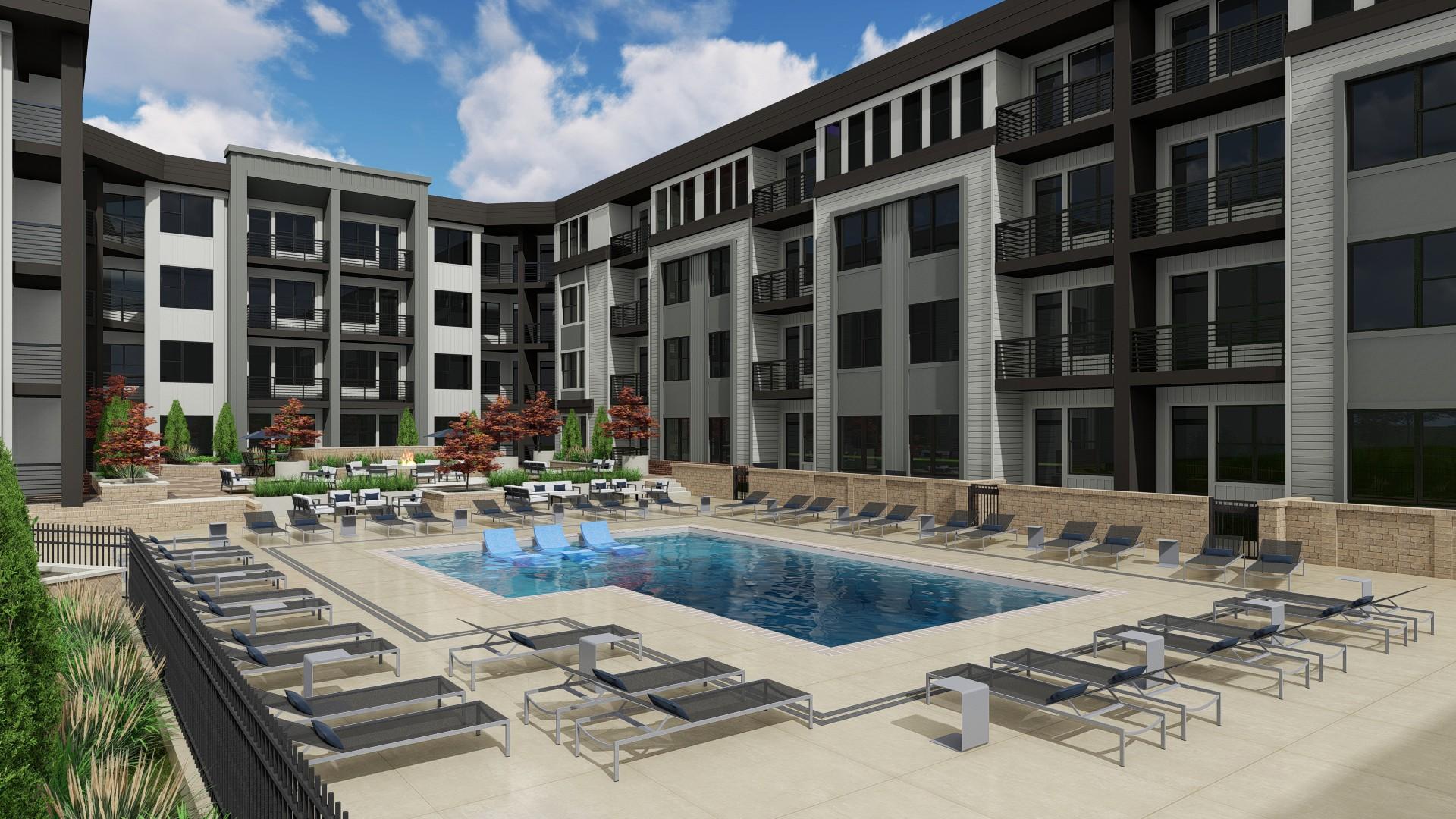 Apartments Near Salem zzzWest End Station for Salem College Students in Winston Salem, NC