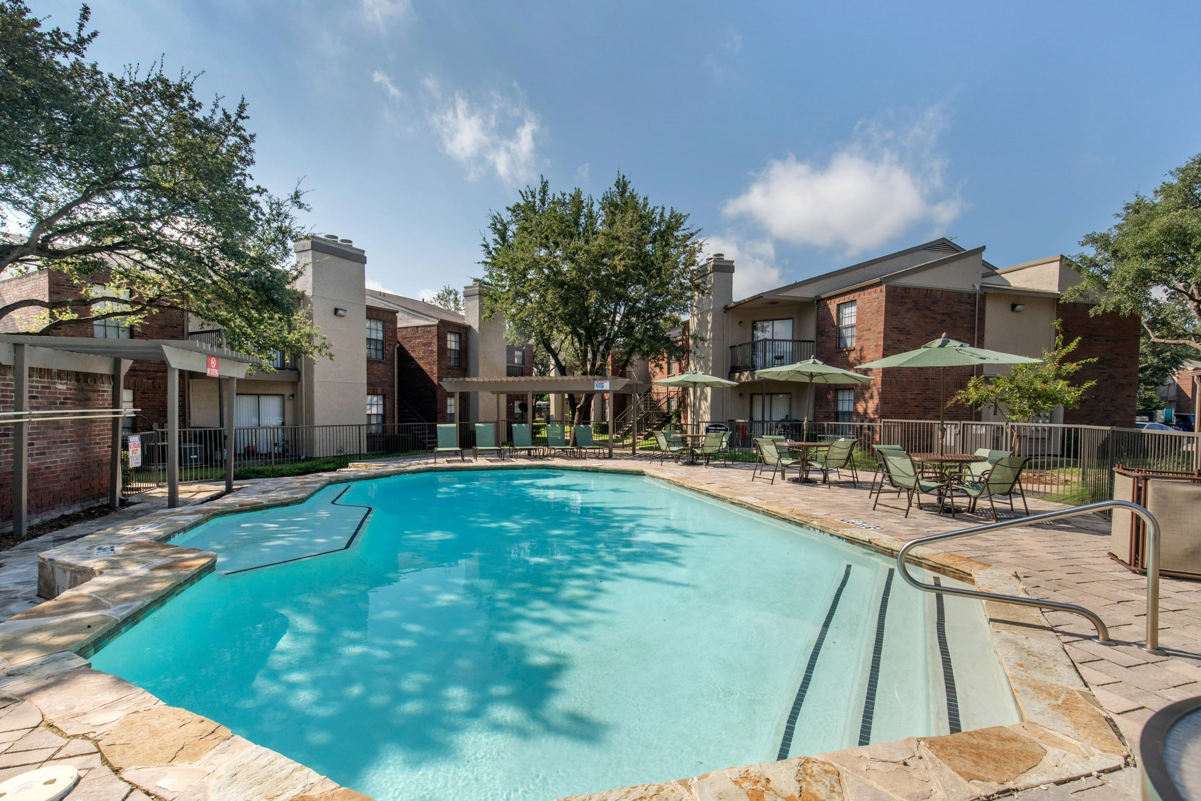 Landmark at Spring Creek Apartment Homes