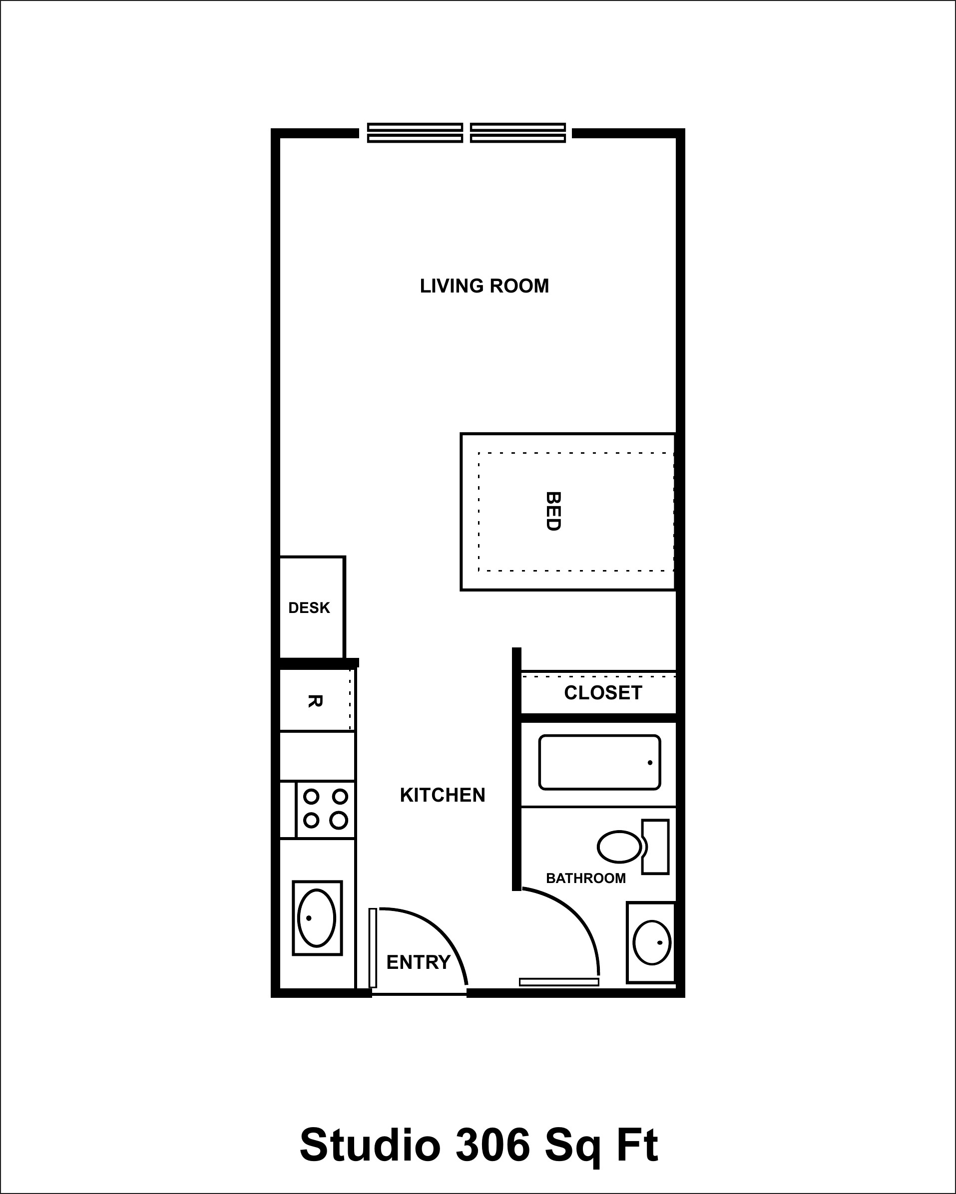 City Center Apartments - Reno