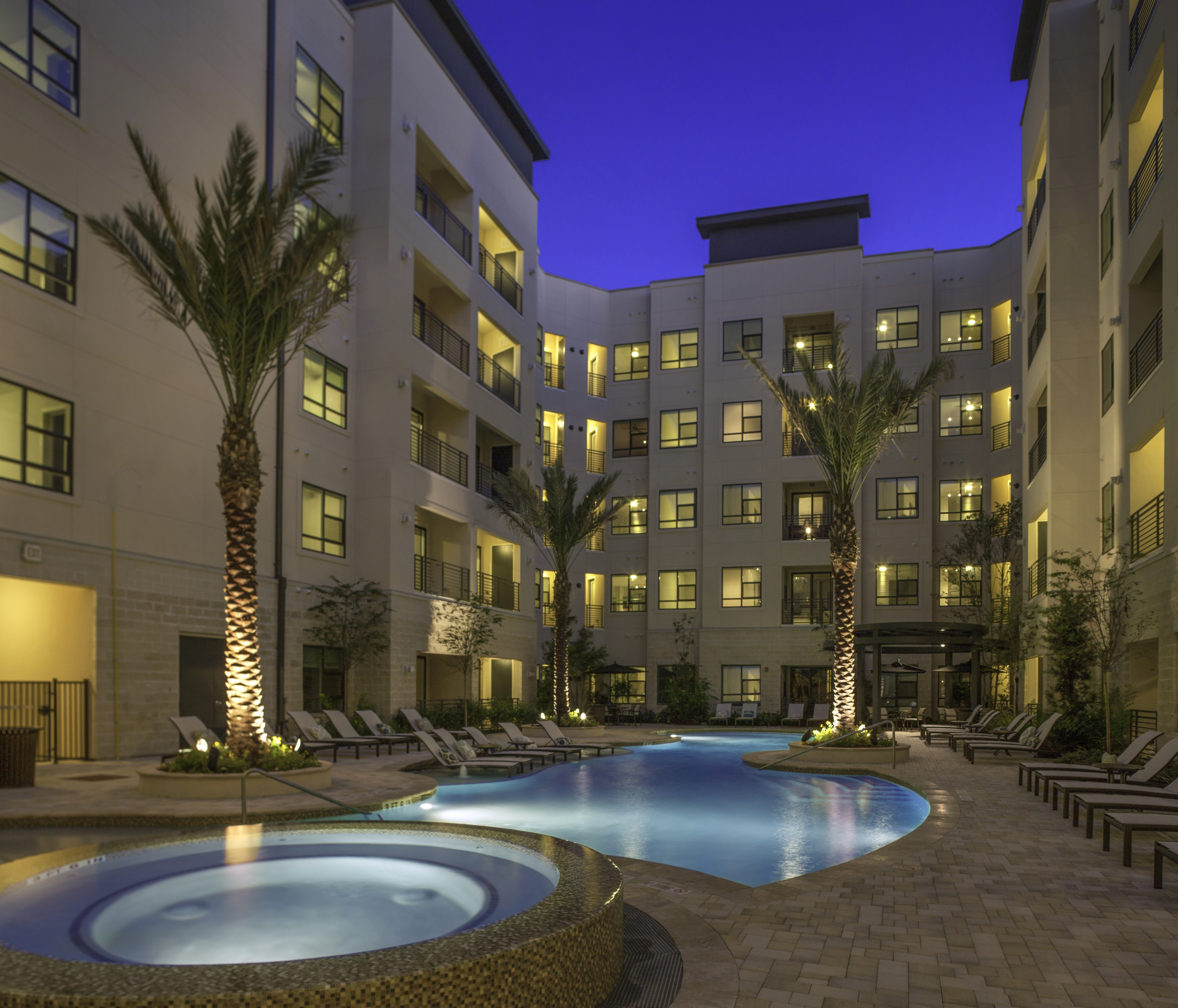 Apartments Near NHMCC Millennium Six Pines for North Harris Montgomery Community College Students in The Woodlands, TX