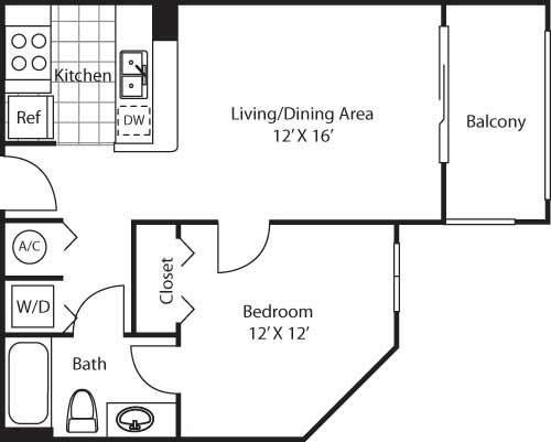 Red Road Commons Student Living