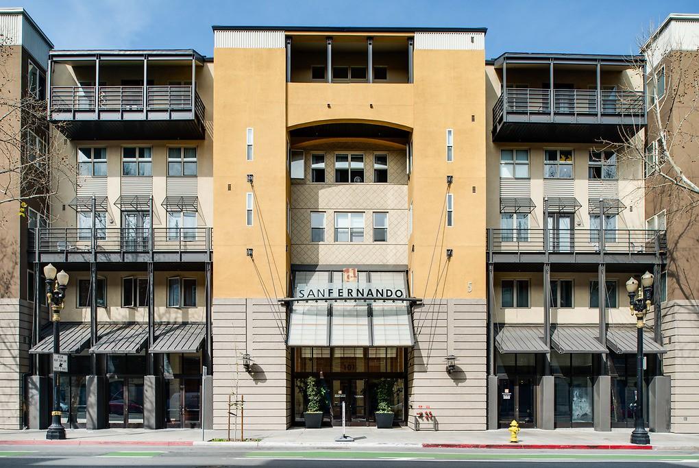 101 San Fernando for rent