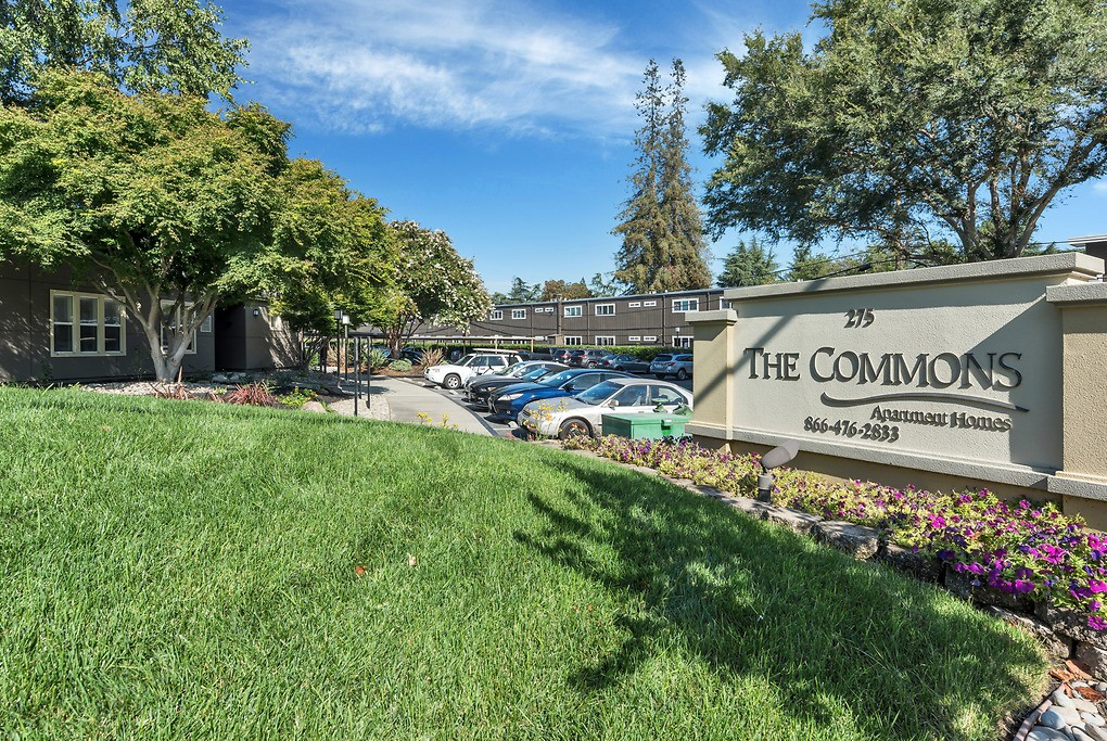 The Commons for rent