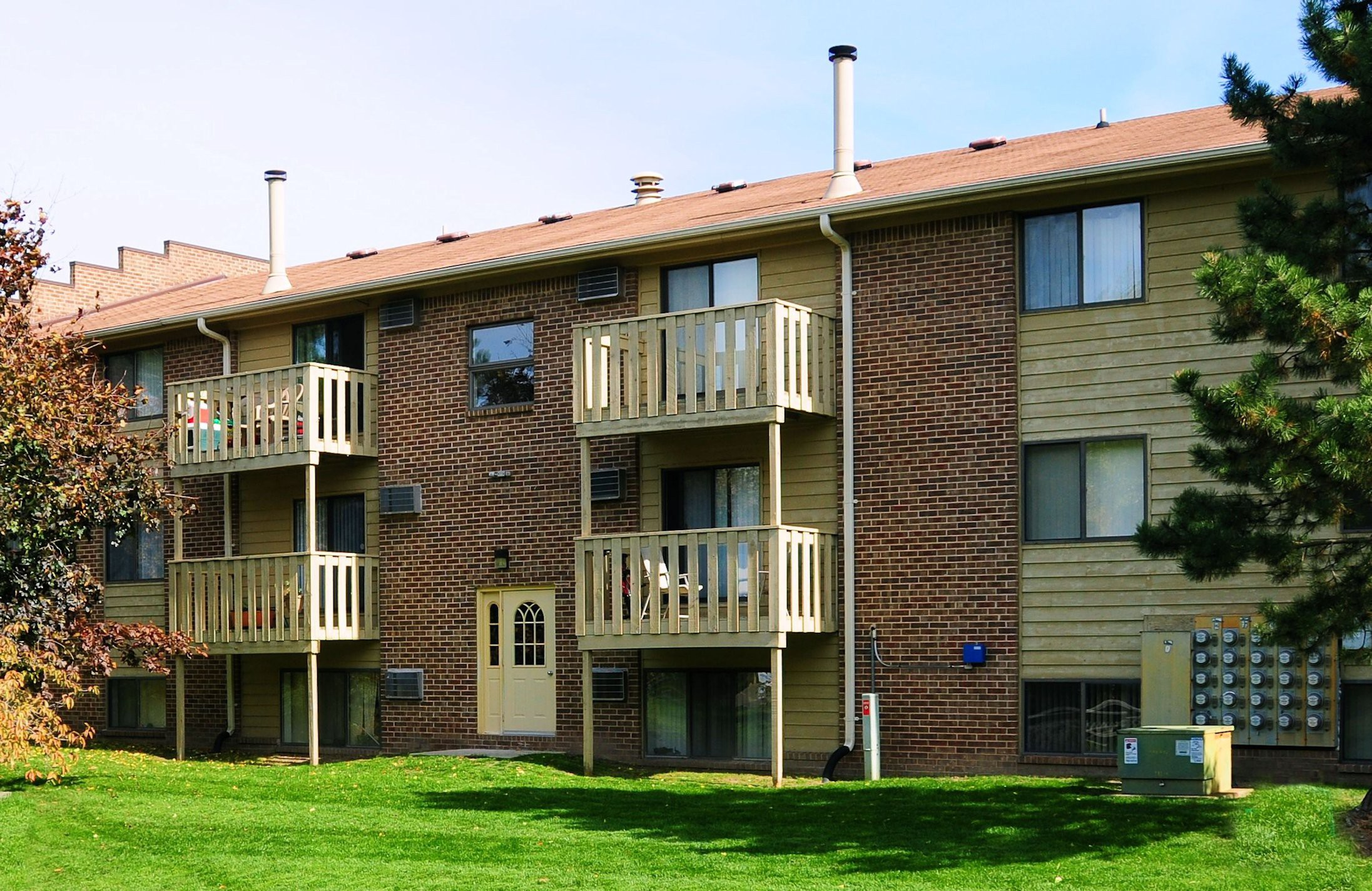 Homestead Apartments photo