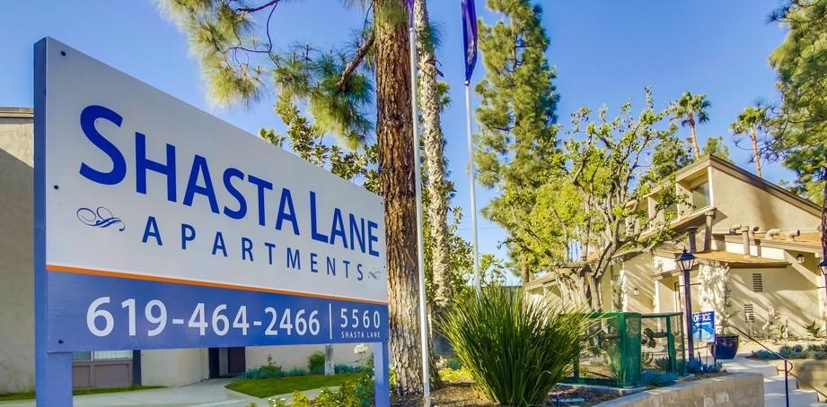 Shasta Lane Apartments rental