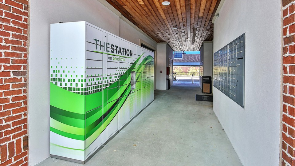 The Station on Peachtree