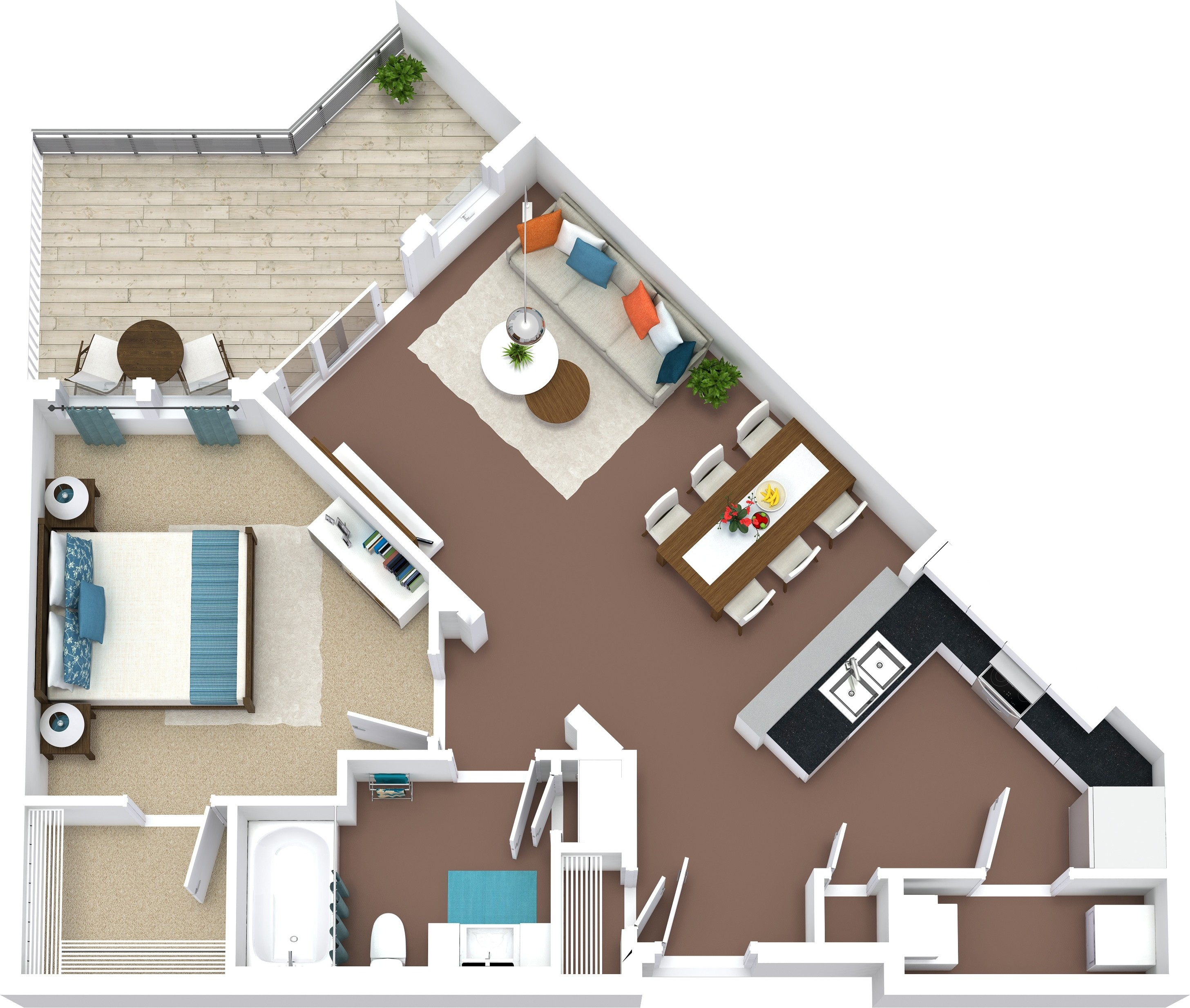1001 Ross Apartments, Dallas