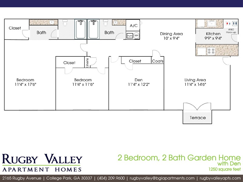 Rugby Valley Apartment Homes