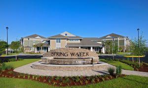 Spring Water rental