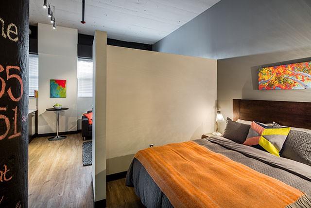Avalon North Point Lofts rental