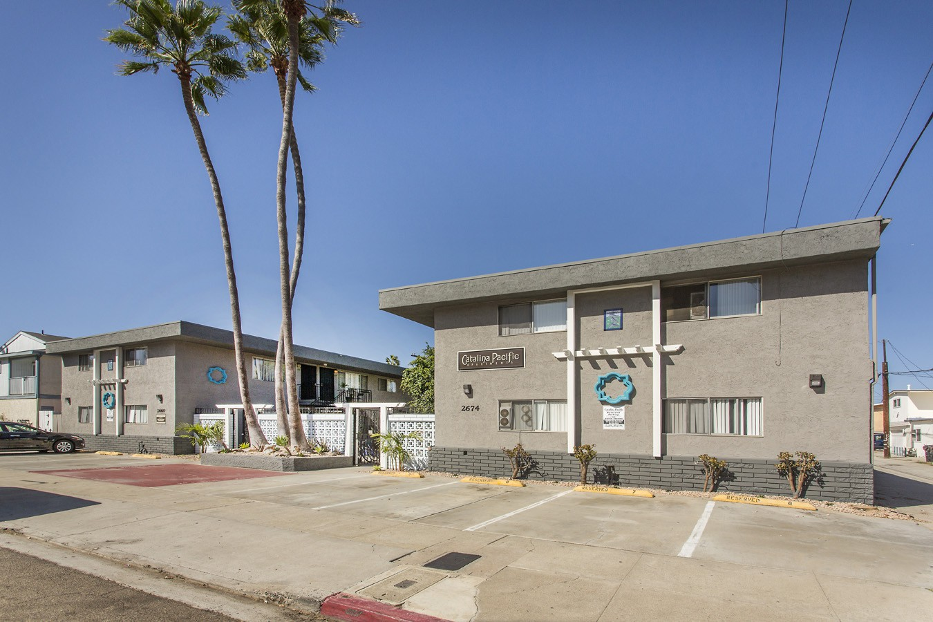 Catalina Pacific for rent