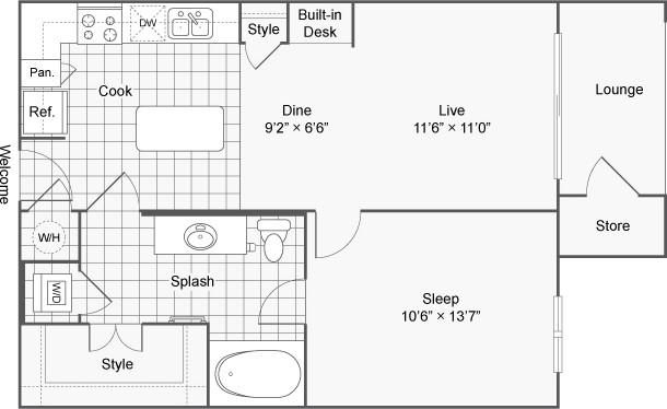 TwentyNine24 Brookhaven Apartment Homes