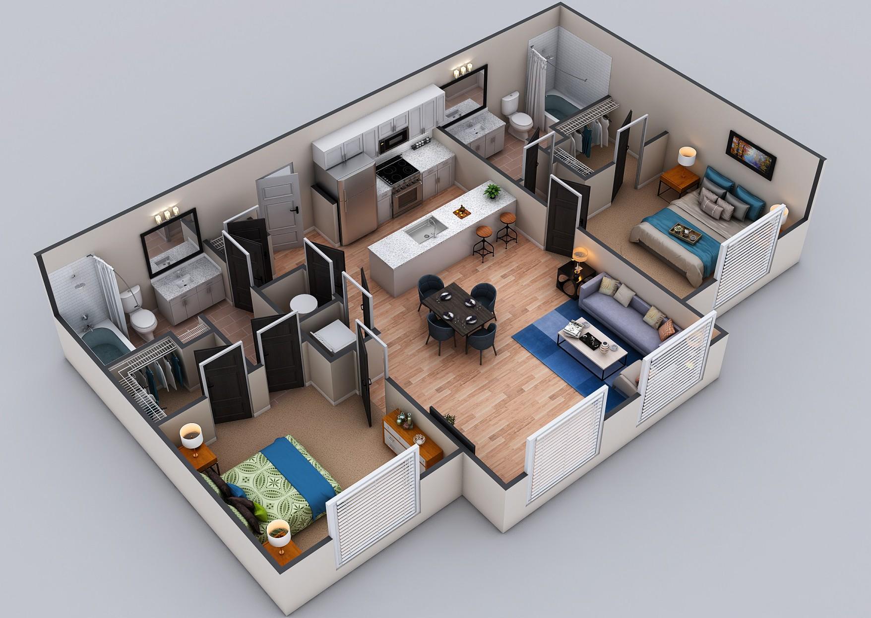 The Kirkwood Apartments