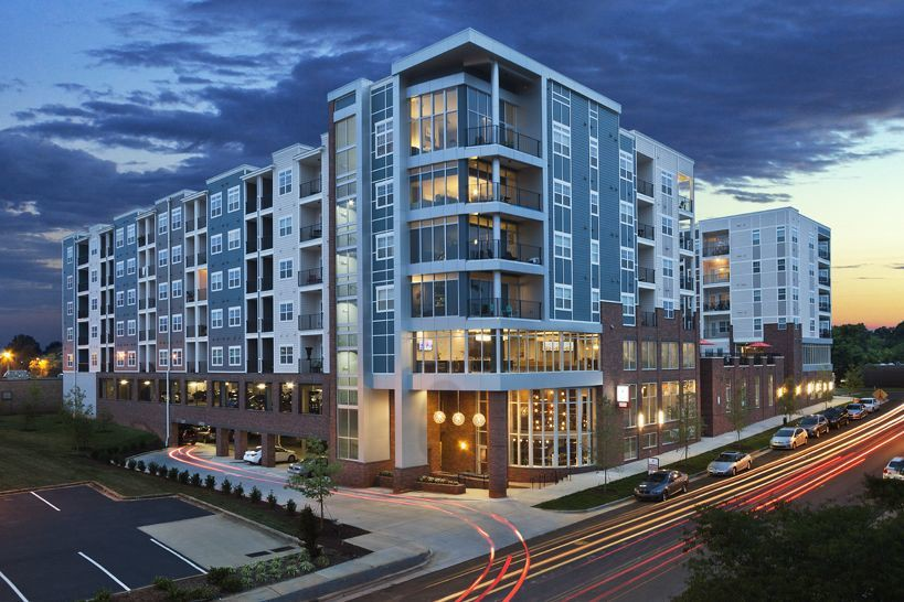 Apartments Near Queens District Flats for Queens University of Charlotte Students in Charlotte, NC