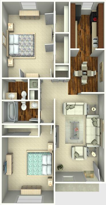 Solano Apartments rental