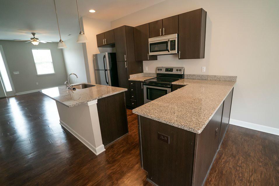 Apartments Near JCSU Charleston Row Townhomes for Johnson C Smith University Students in Charlotte, NC