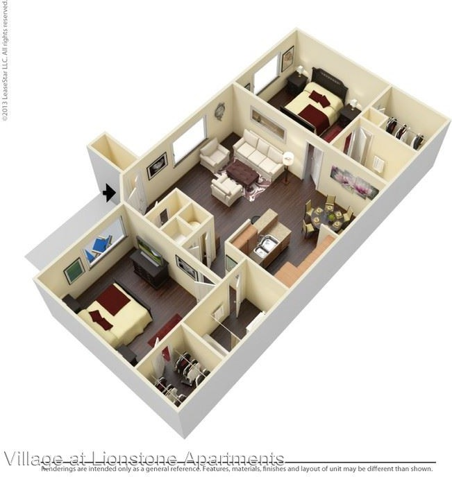 255 Lionstone Dr for rent