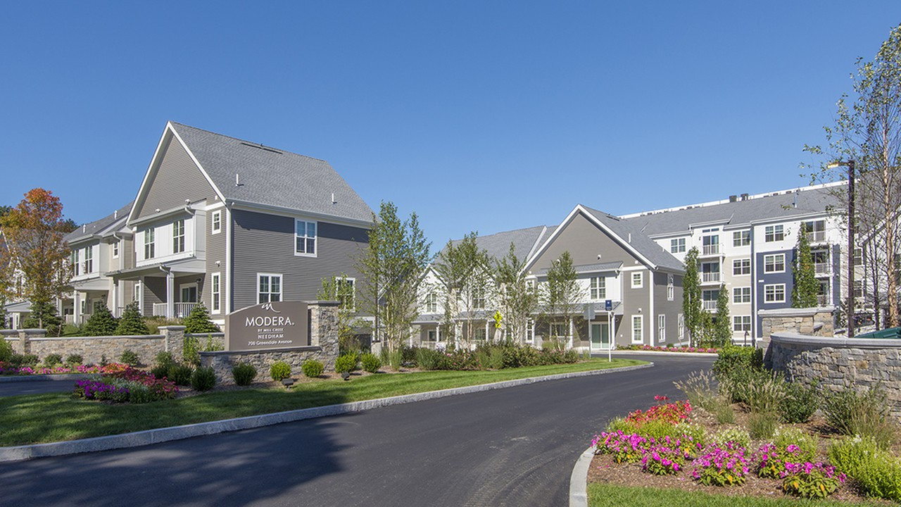 Apartments Near FSC Modera Needham for Framingham State College Students in Framingham, MA