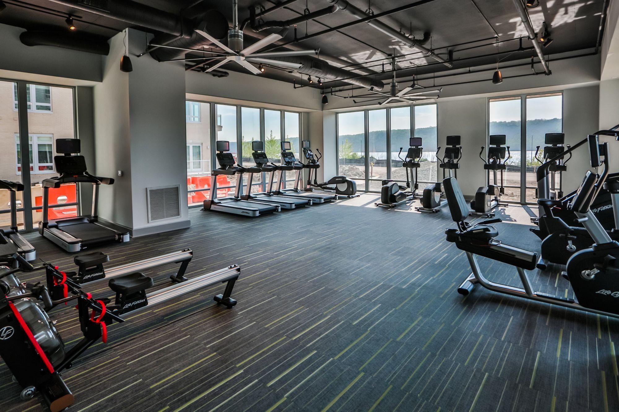 Apex Hudson Riverfront for rent