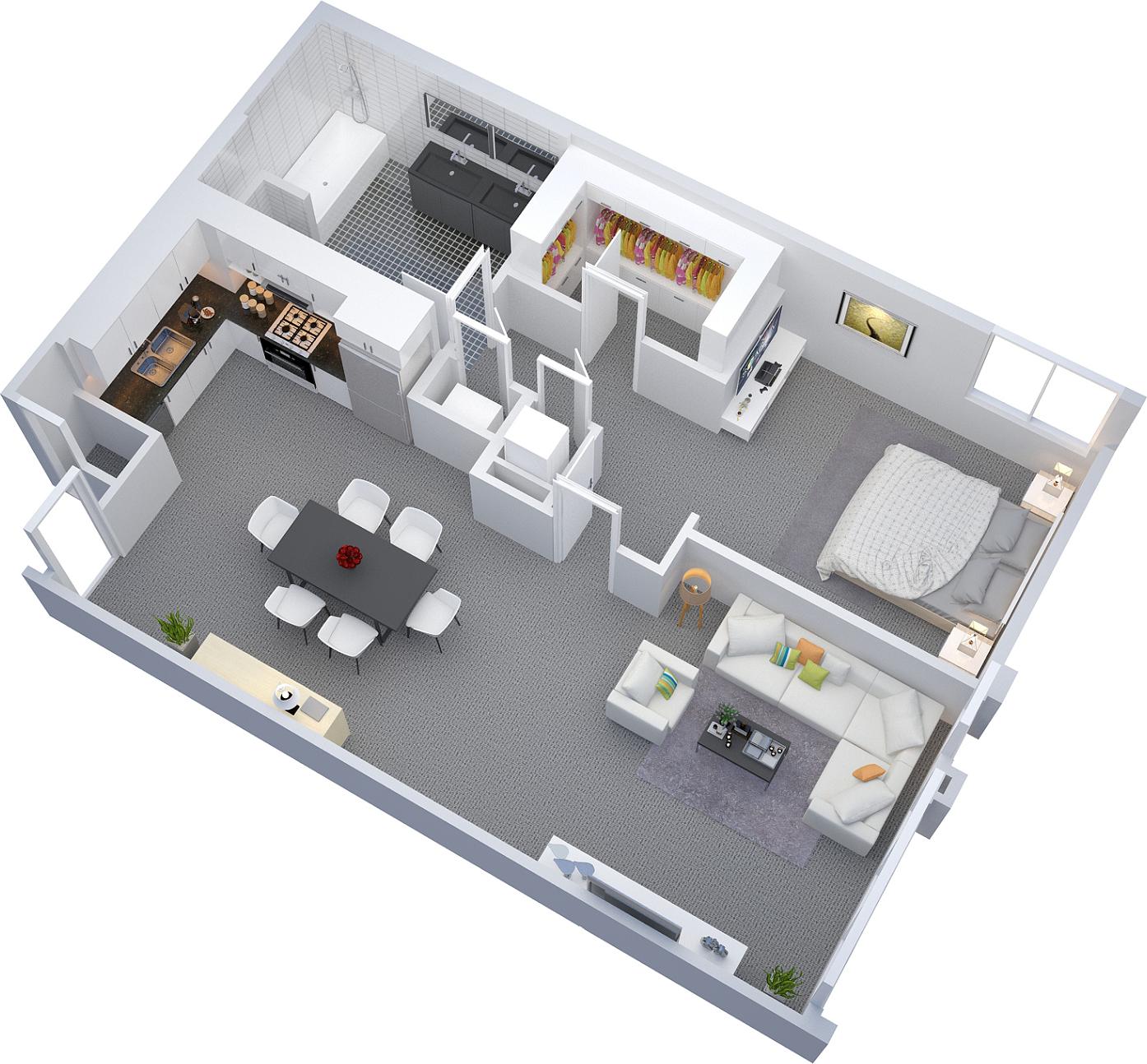 Lofts at NoHo Commons
