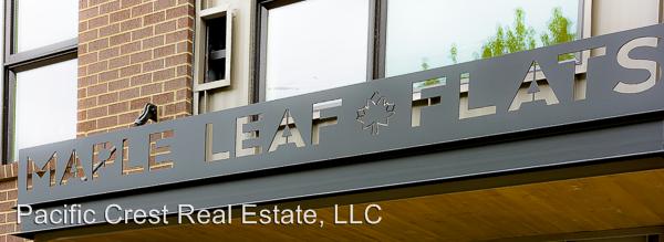 Maple Leaf Flats 442 NE Maple Leaf Pl for rent