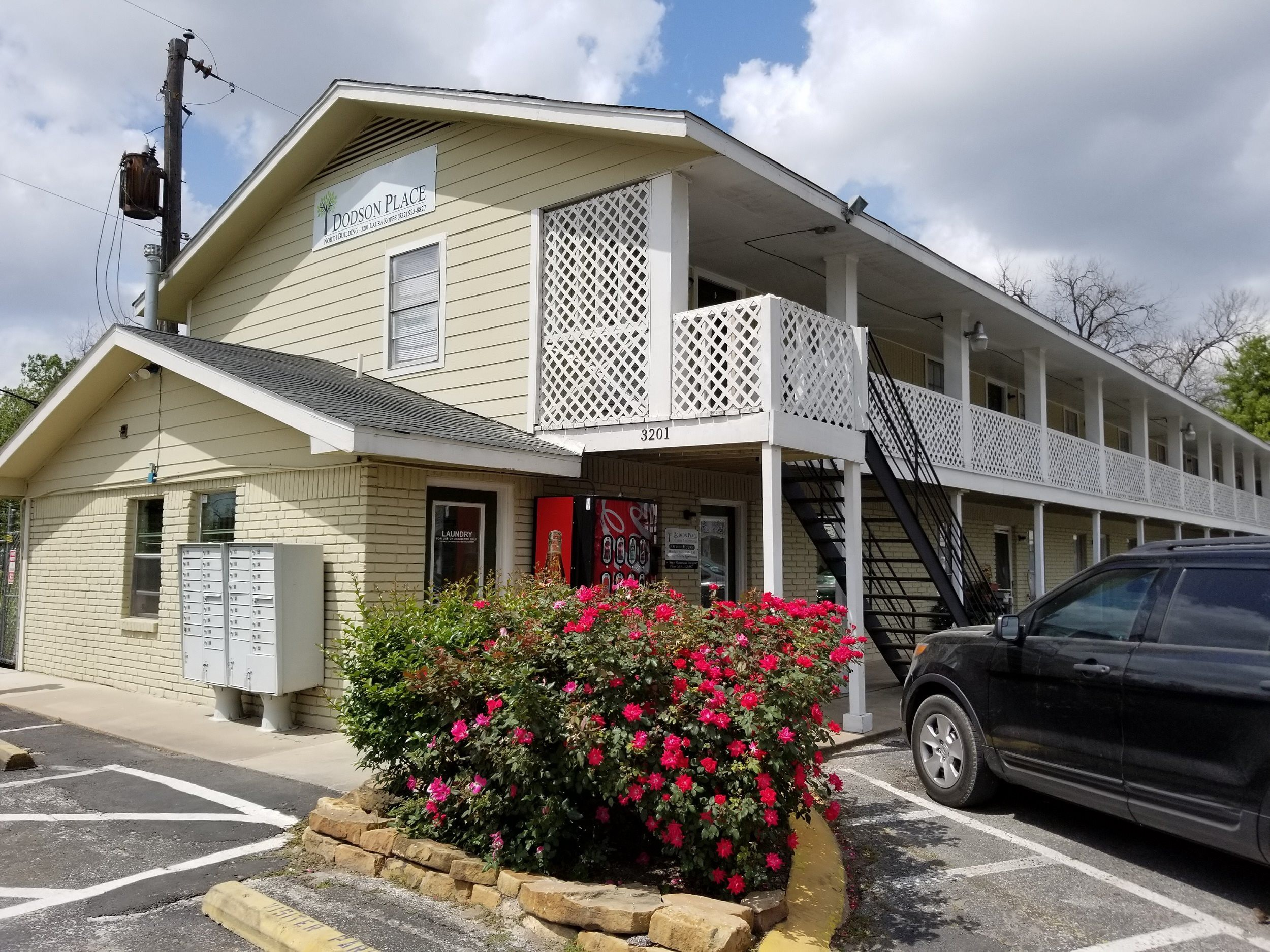 Dodson Place Apts for rent