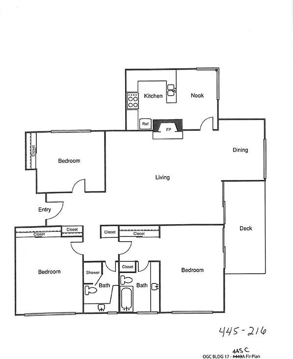 Orange Grove Apartments: Orange Grove Circle, Pasadena